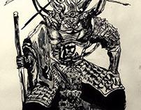 Heart of the Samurai