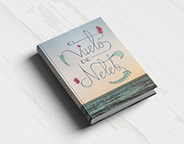 Book cover design - El Vuelo de Neleb