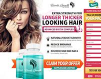 Rezola Growth - Get Longer Hair Again