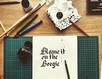 Calligraphy Mashup #1