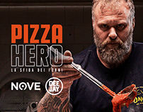 NOVE - Pizza Hero [We Are Social]