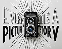 Conceptual work | Every Picture Tells A Story