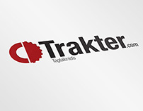 trakter.com - logo creation & branding