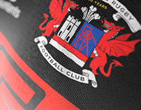 Pontypridd Rugby top launch