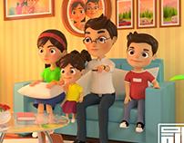 3D animation TVC