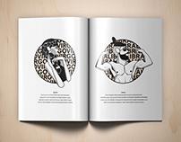Horoscope illustrations