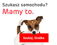 Digital campaign for an online ad service: gratka.pl