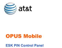 ESK Prepaid Pin Control Panel