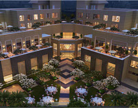 Vipul City Club Renderings