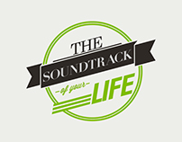 The soundtrack of your life by Spotify