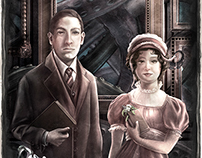 Tea Time with Lovecraft and Austen