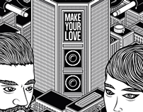 Lynch Kingsley - Make Your Love Artwork
