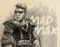 MAD MAX TRIBUTE