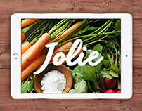 Jolie Cooking Application