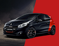 Peugeot 208 GTi - The legend returns