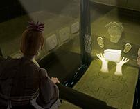 Salle aux trésors