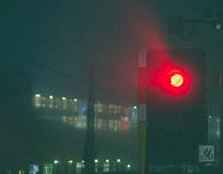 Tour im Nebel