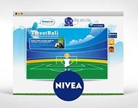 TweetBall for Nivea