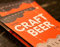 Craft Beer Map
