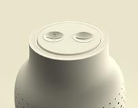 Barrel - Bluetooth speaker