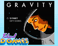 Gravity - Fictional Bad Games