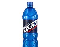 Energy drink bottle. 2017