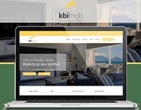Website - Imobiliária KBImob