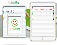 Handwriting - Educational, Paint, Kids Learning App
