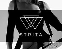 STRITA DTLA Branding Design