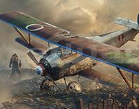 Nieuport 17 boxart