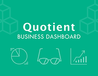 Quotient Business Dashboard