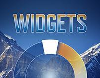 NBC Olympics :: Widget System