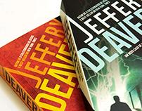 Coleção Jeffery Deaver | Capa de livro