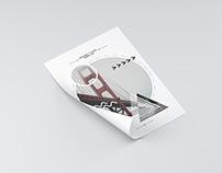 Flyer / Poster Mock-Up / 3D Visualization