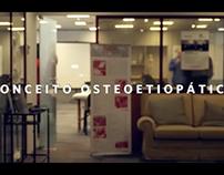 Documentário Osteotiopatia