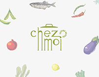 The Chez Moi Website and Corporate Identity