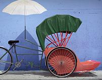 Rickshaw Malaysia - 3DSMax Vray