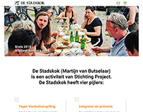 Website, Stadskok