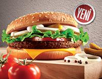 McDonald's Mcbeefy