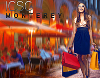 Tradeshow Booth Design - ICSC 2015 - Retail