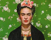 Frida Kahlo - Trabajo con Lumas