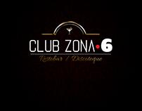 Imagen visual club Zona 6 / Restobar / Discoteque