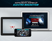 The Amazing Spider-Man 2: Electro Magnetism Game