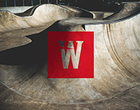 Welcome Skateboarding Shop | Brand Redesing