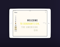 Seagram's Gin website