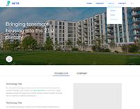 Metr - homepage