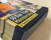 UC Berkeley | 30 Day Trial Gym Membership Brochure