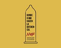 Campaña Prime MEGA: Donde 8mm hacen la diferencia