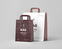 Paper Bag Mock-up 3