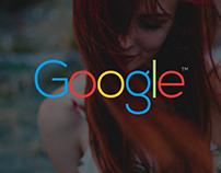 Google Rebranding | Minimal | New concept